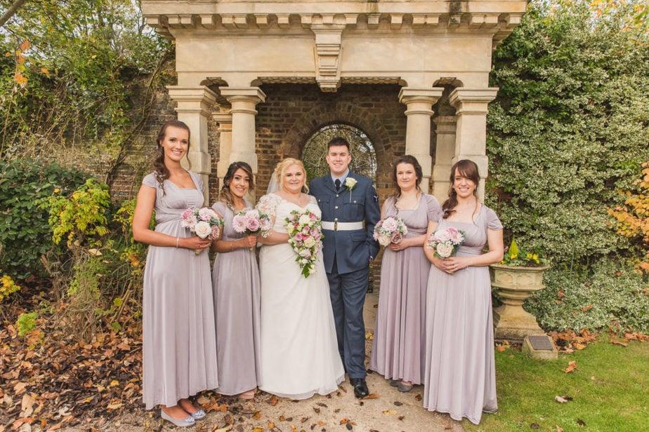Richmond Hill Hotel Wedding Photography | Surrey Wedding Photographer