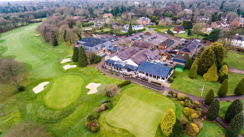 Kingswood Golf Course Wedding Photography | Surrey Wedding Photographer