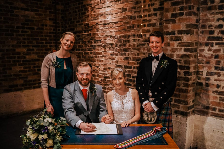 Kinkell Byre Wedding Photography | Wiltshire Wedding Photographer