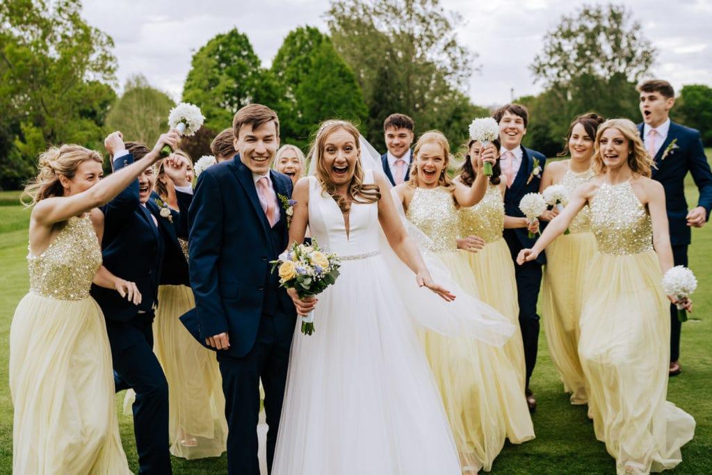 Wedding photography - Wedding reception