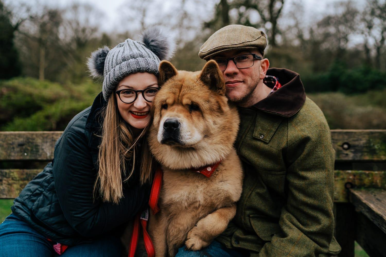 Richmond Park Engagement Shoot | Surrey Wedding Photographer