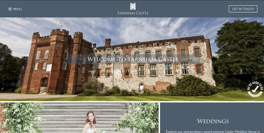Historic site - English country house