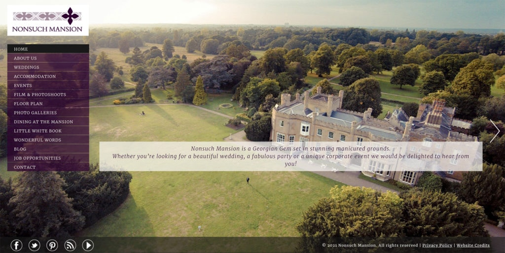 Nonsuch Mansion - Surrey's