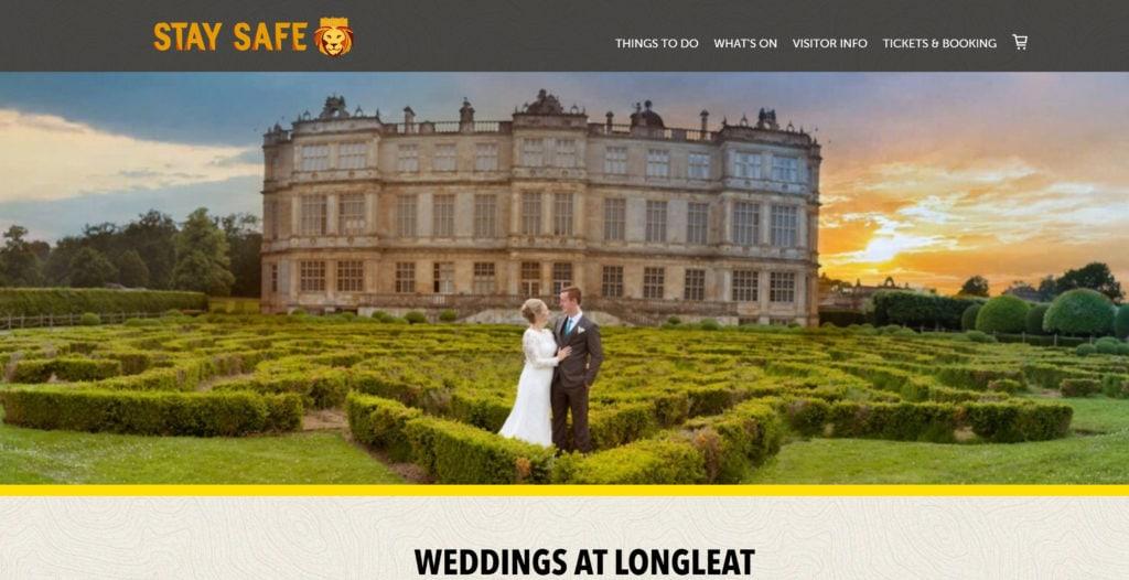 Longleat House - Historic site