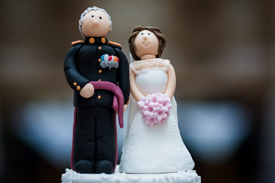 military wedding cake toppers inspiration and ideas
