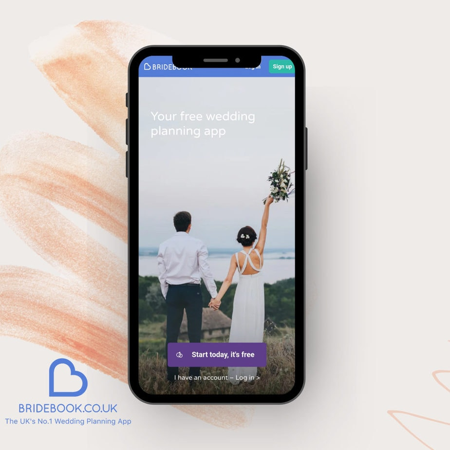 Bridebook | for tracking your comparing wedding venues and suppliers